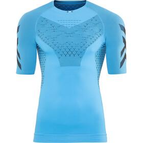 X-Bionic Twyce G2 Koszulka biegowa z krótkim rękawem Mężczyźni, twyce blue/opal black